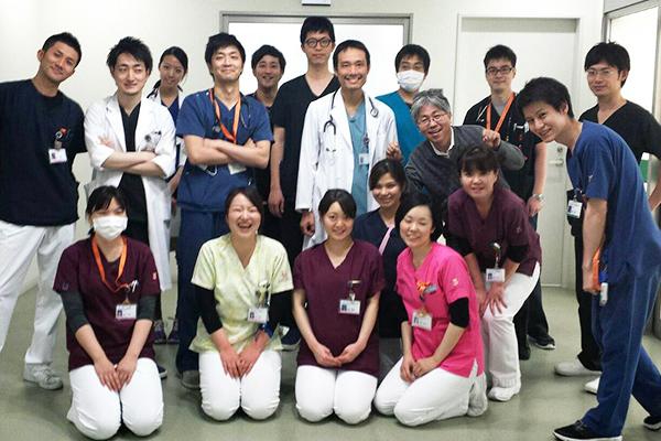 真のプロフェッショナルが管理する集中治療室