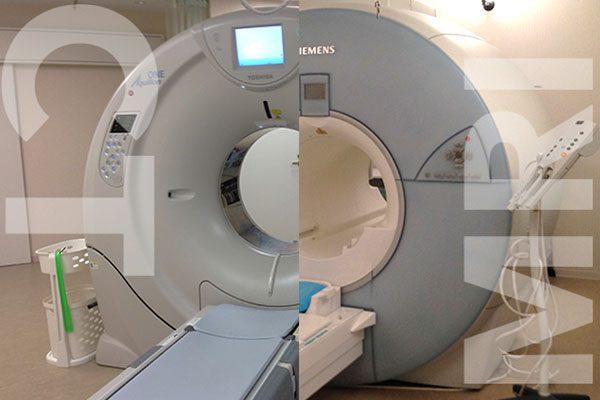 『CT検査とMRI検査の違いってなぁに??』