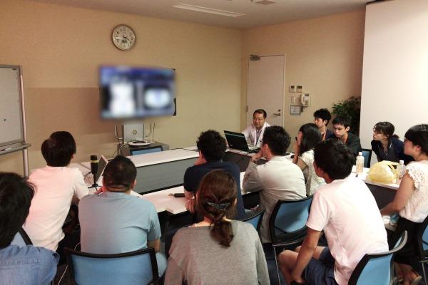 救急外来部門では放射線科との画像カンファレンスを開催しています