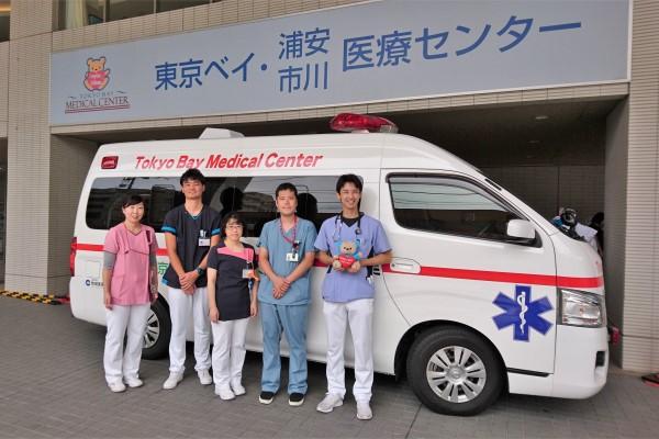 看護部/救急外来部門 | 東京ベイ・浦安市川医療センター